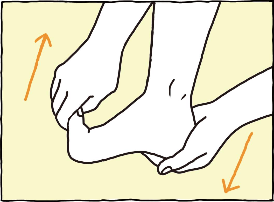 足 マッサージ むくみ 者 の 高齢
